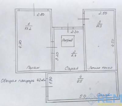 2-комн., 42 кв. м., Беркоса, Сортировка, Харьков, Холодногорский (Ленинский) район
