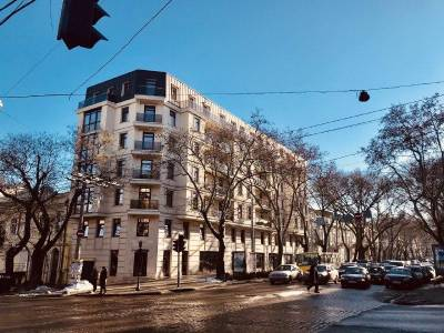 1-комн., 52 кв. м., Пушкинская, Центр, Одесса, Приморский район