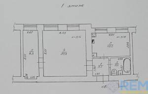 2-комн., 48 кв. м., Строганова, Молдаванка, Одесса, Малиновский район