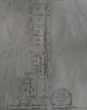 2-комн., 80 кв. м., Вице-Адмирала Жукова, Центр, Одесса, Приморский район