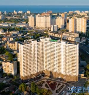 1-комн., 38 кв. м., Бассейная, Центр, Одесса, Приморский район