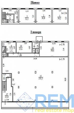 Здание, Средняя, 544 кв. м., Молдаванка, Одесса, Малиновский район