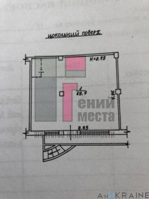 Офис, Лейтенанта Шмидта, 70 кв. м., Центр, Одесса, Приморский район