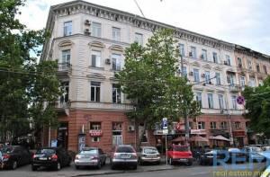 Гостиница, Бунина, 250 кв. м., Центр, Одесса, Приморский район