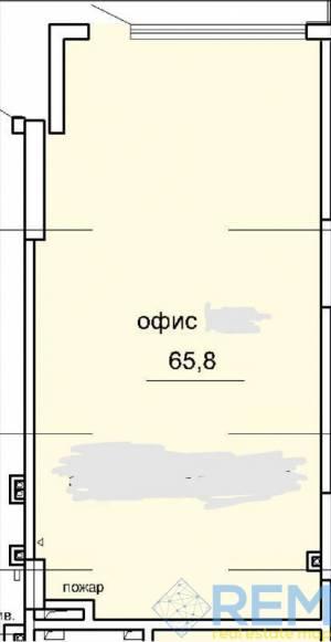 Офис, Педагогическая, 65.8 кв. м., Аркадия, Одесса, Приморский район