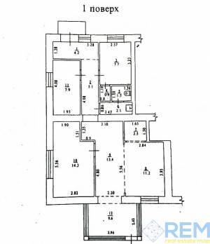 Торгово-офисное, Краснова, 81 кв. м., Фонтан, Одесса, Приморский район
