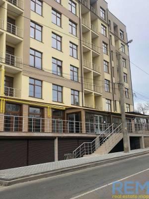 Торгово-офисное, Долгая, 109.5 кв. м., Фонтан, Одесса, Киевский район
