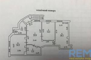 Офис, Маршала Говорова, 86 кв. м., Фонтан, Одесса, Приморский район