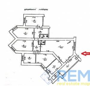 Офис, Посмитного, 177 кв. м., Фонтан, Одесса, Приморский район