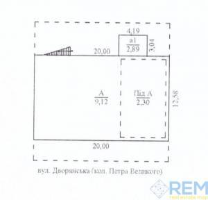Здание, Дворянская, 818 кв. м., Центр, Одесса, Приморский район