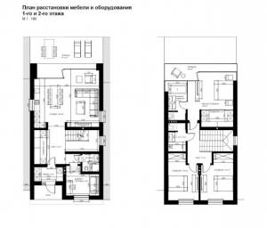 Дом, Дача Ковалевского, 4-комн., 160 кв. м., Марии Демченко, Одесса, Киевский район