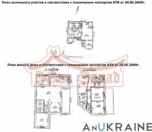 Дом, Фонтан, 4-комн., 194 кв. м., Клубничный пер, Одесса, Приморский район