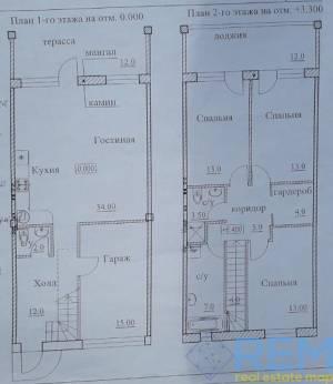 Дом, Дача Ковалевского, 3-комн., 140 кв. м., Водный пер, Одесса, Киевский район