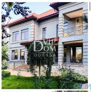 Дом, Фонтан, 7-комн., 530 кв. м., Елочная, Одесса, Киевский район